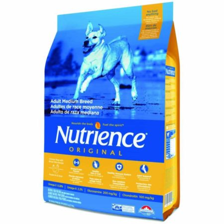 Nutrience Medium Breed Adult Original - Noi