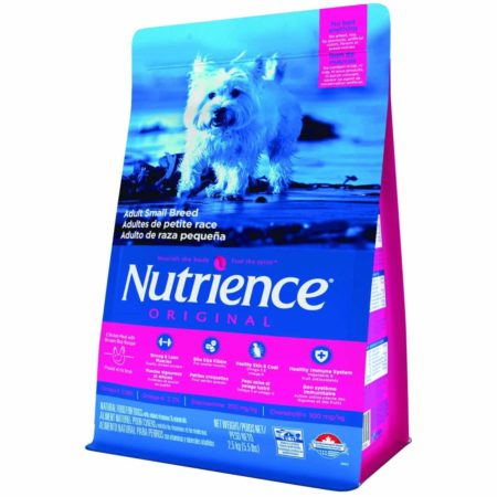 Nutrience Small Breed Adult Original - Noi