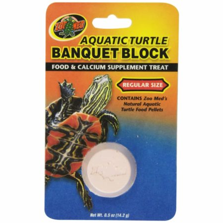 Aquatic Turtle Banquet Block