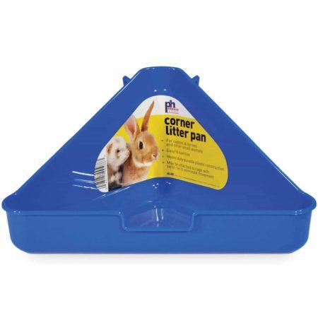 Plastic Corner Litter Pans