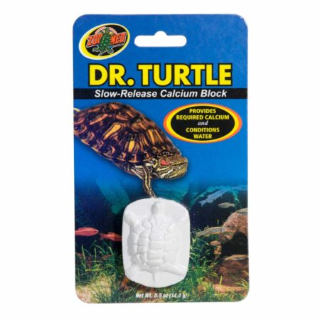Dr. Turtle Slow-Release Calcium Block