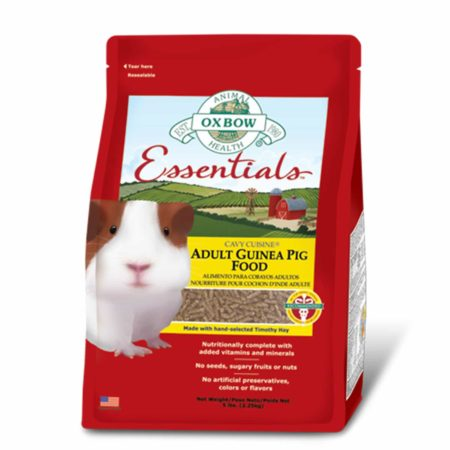 Essentials Adult Guinea Diet