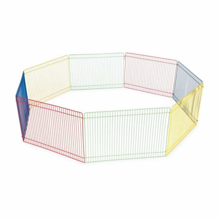Multicolor Playpen
