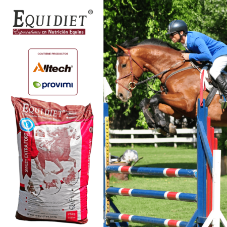 Equidiet SWEET EXTRA FORT