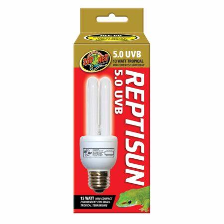 ReptiSun 5.0 Mini Compact Fluorescent