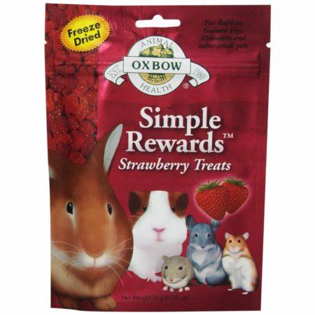 SIMPLE REWARDS STRAWBERRY TREATS - Noi