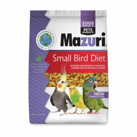 Small Bird Maintenance Diet