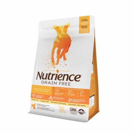 Nutrience Grain Free - Pavo, Pollo y Arenque - Noi