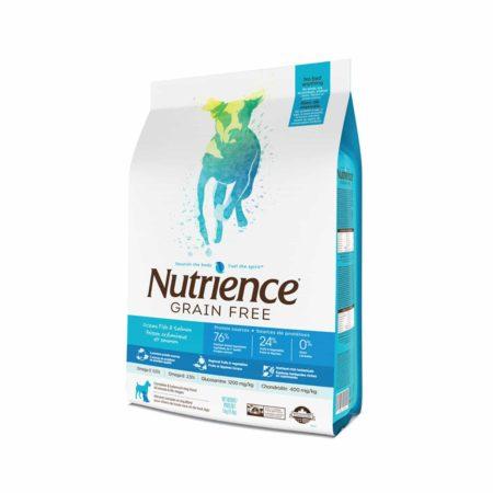 Nutrience Canino Grain Free - Pescado Oceánico