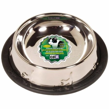 Catit Stainless Steel Non-Spill Dish