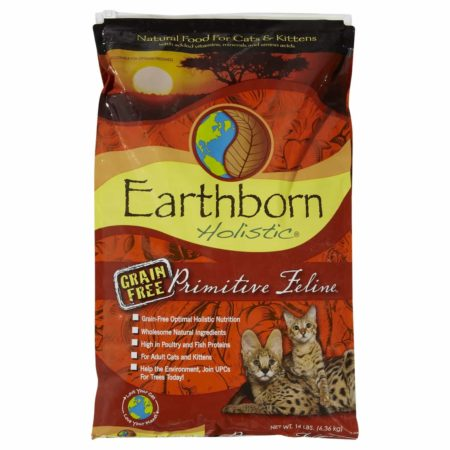 Earthborn Holistic® Primitive Feline - Noi