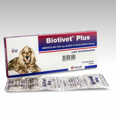 Biotivet Plus - Comprimido Oral