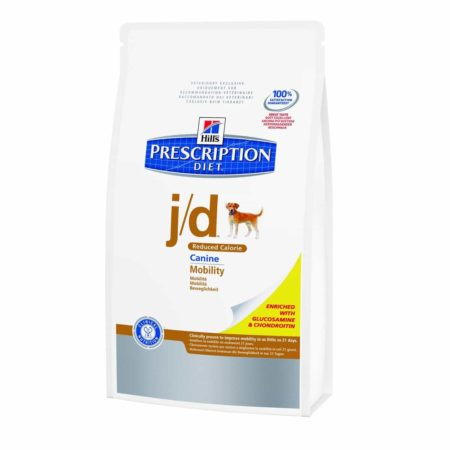 Hill's Prescription Diet  Canine - j/d