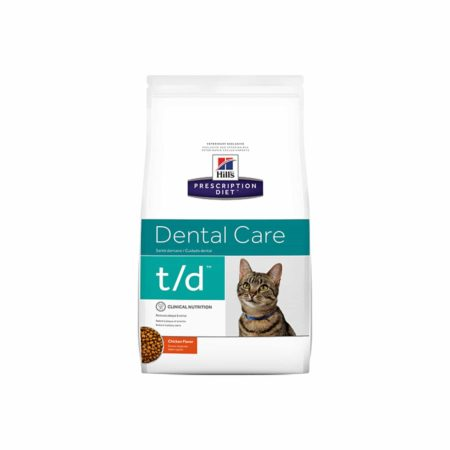 Hill's Prescription Diet  Feline t/d
