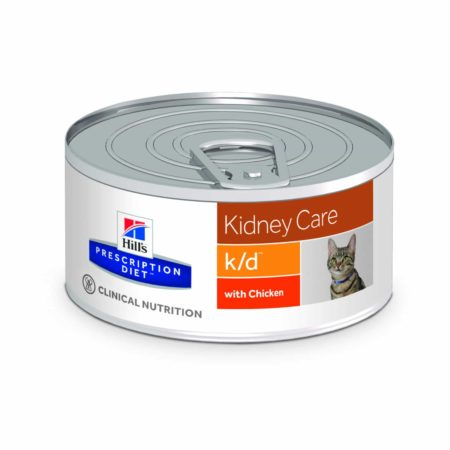 Prescription Diet k/d - Feline Renal Health with Chicken