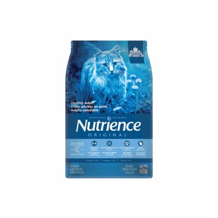 Nutrience Felino Original – Salmon Meal with Brown Rice Recipe
