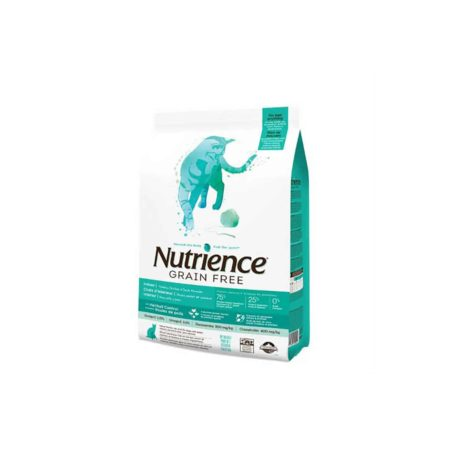 Nutrience Felino Grain Free Indoor – Turkey, Chicken & Duck