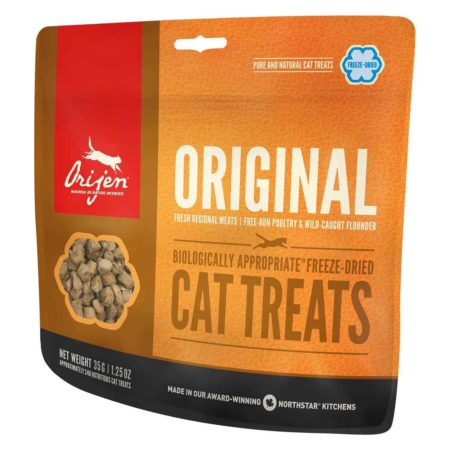 ORIJEN TREATS - ORIGINAL GATO