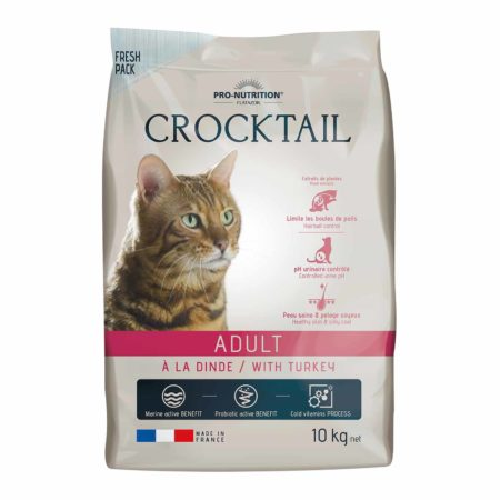 FLATAZOR CROCKTAIL ADULT CON PAVO