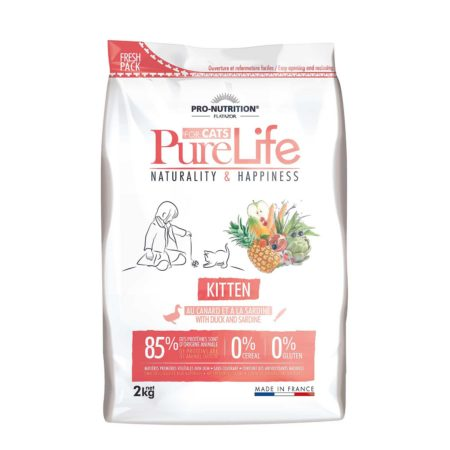 Pure Life for Cats Kitten