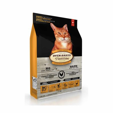 OVEN-BAKED TRADITIONAL Cat Senior & Weight Management Deboned Chicken