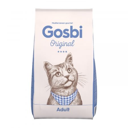 GOSBI - ORIGINAL CAT ADULT